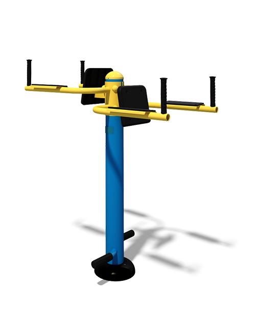 Pilvo raumenų treniruoklis SL125