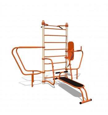 Gimnastikos kompleksas MF3.6