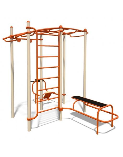 Gimnastikos kompleksas MF5.2