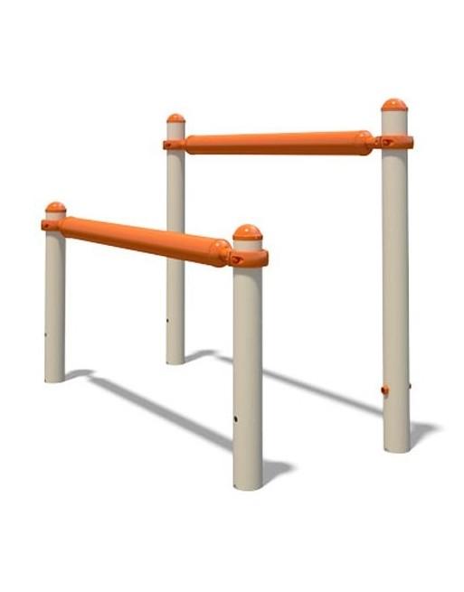Lygiagretės pilvo raumenims S834.4