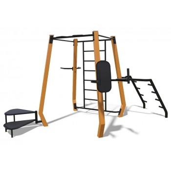 Gimnastikos kompleksas SM801