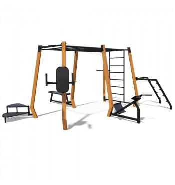 Gimnastikos kompleksas SM802