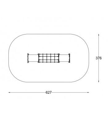 Žaidimų kompleksas A3008S-4 | 2