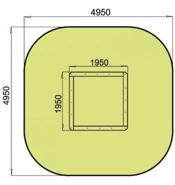 Smėliadėžė TE302 | 3