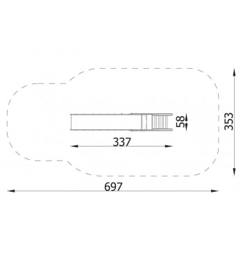 Čiuožykla N2106 | 4