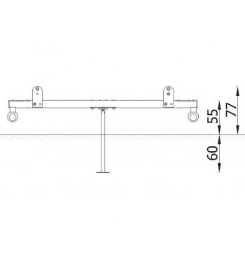 Balansinės sūpynės N3109 | 3