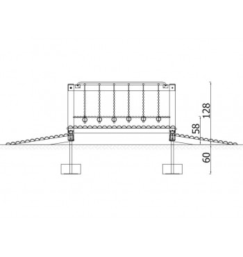 Judantis tiltelis N4219 | 3
