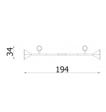 Vamzdis kalbėjimui N9020 | 3