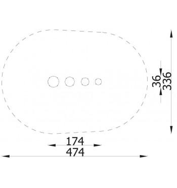 Būgneliai N3804 | 4