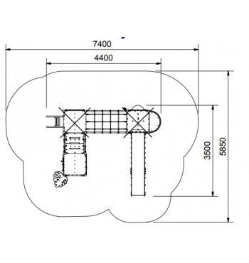 Kompleksas A2400S   3