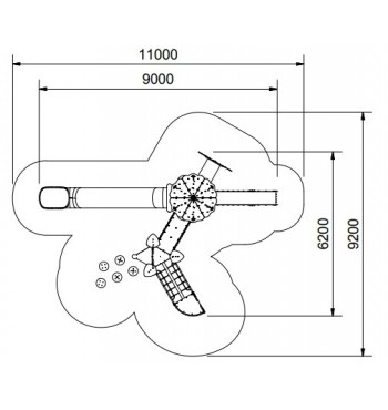 Kompleksas A2300S | 5