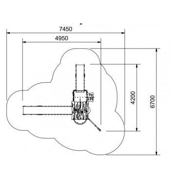 Kompleksas A2307S | 3