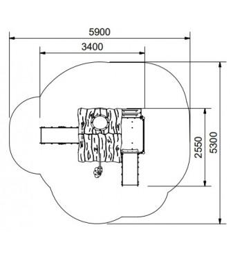 Kompleksas A2308S | 3