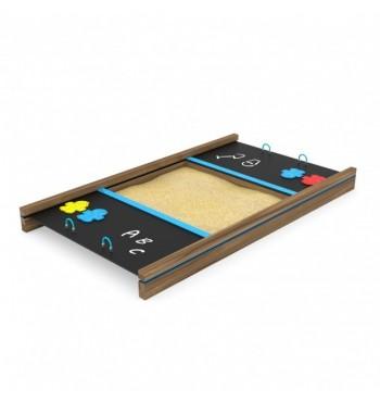 Smėlio dėžė su dangčiu WD1457 | 1