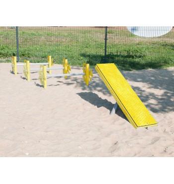 Balansavimo platforma mažiems šunims P015-H | 3