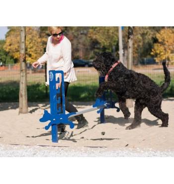 Keičiamo aukščio šokinėjimo kliūtis šunims P009 | 5