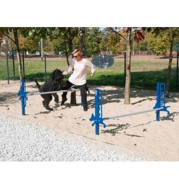 Keičiamo aukščio šokinėjimo kliūtis šunims P009 | 6