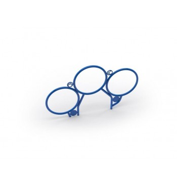 Šokinėjimo per žiedus šunims P006 | 1