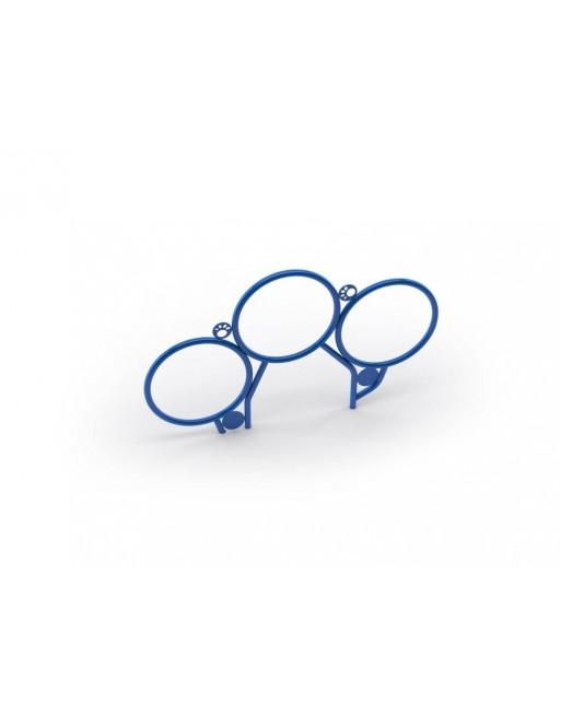 Šokinėjimo per žiedus šunims P006