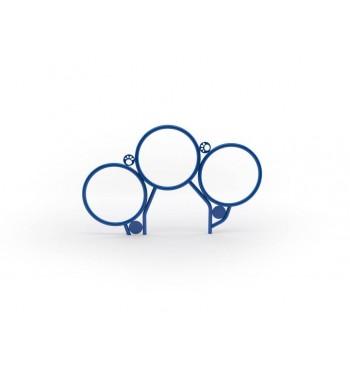 Šokinėjimo per žiedus šunims P006 | 2