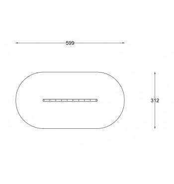 Balansinis buomas A3614S | 2