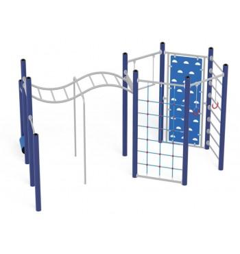 Gimnastikos kompleksas MK-6040-006 | 2