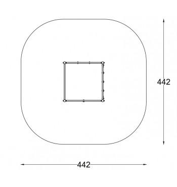Karstyklė A3602S-1 | 2