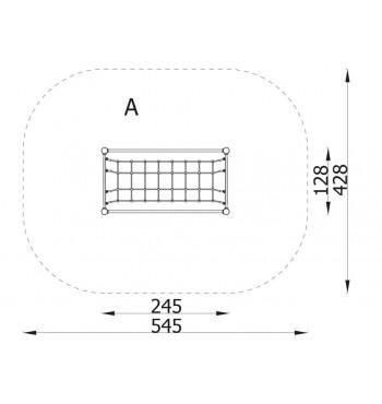 "Karstyklė ""Tunelis"" MK-J9001 | 4"