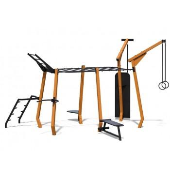 Gimnastikos kompleksas SM803 | 1