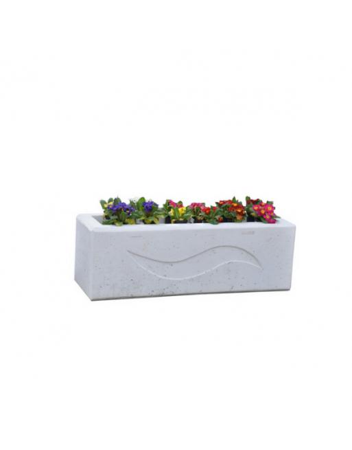 Betoninė gėlinė I282
