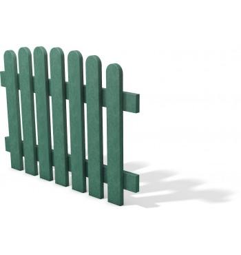 Segmentinė perdirbto plastiko tvora Picket | 4
