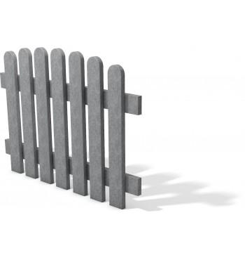 Segmentinė perdirbto plastiko tvora Picket | 6