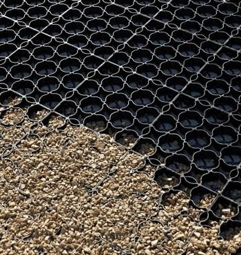 Perdirbto plastiko korys parkingui | 3