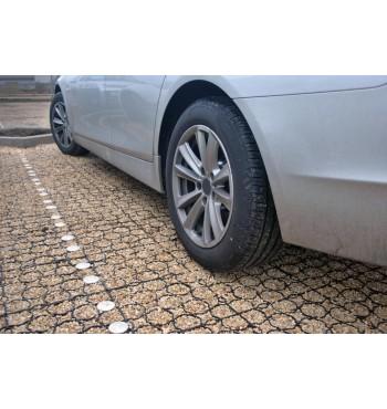 Perdirbto plastiko korys parkingui | 4