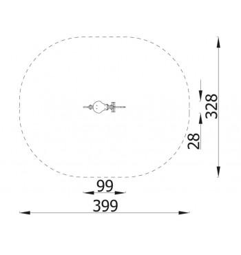 Spyruoklinės sūpynės 3012EPZ | 5