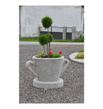 Betoninė gėlinė I221D | 2
