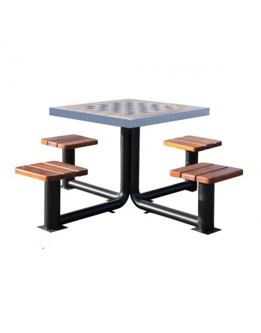 Betoninis šachmatų stalas 523