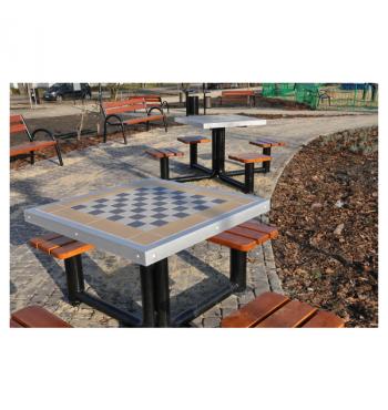 Betoninis šachmatų stalas 523 | 6
