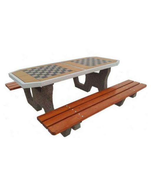 Betoninis šachmatų stalas 503