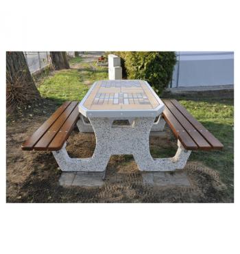 Betoninis šachmatų stalas 503 | 5