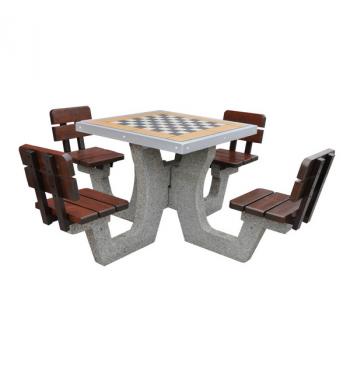 Betoninis šachmatų stalas 513