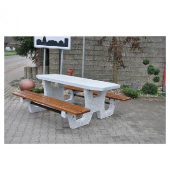 Betoninis stalas 504B | 2