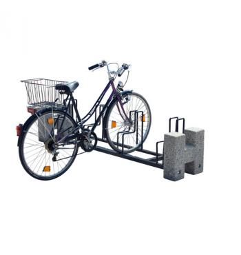 Betoninis dviračių stovas I601