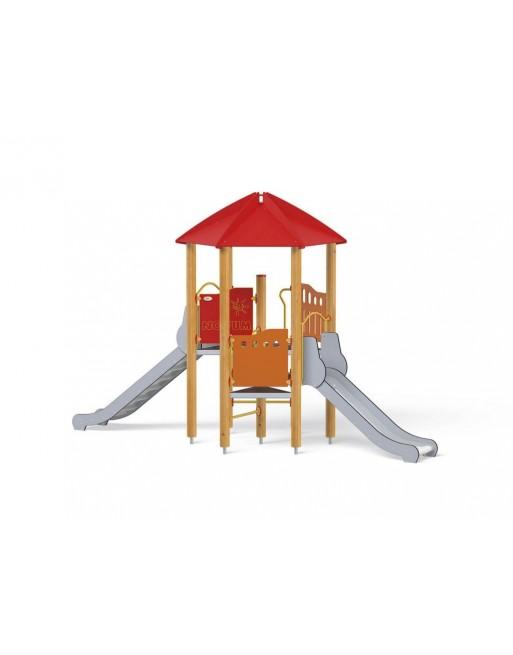 """Žaidimų kompleksas """"Pilies bokštas"""" N1104"""