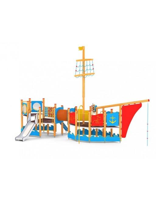 """Žaidimų kompleksas """"Laivas"""" N11120"""